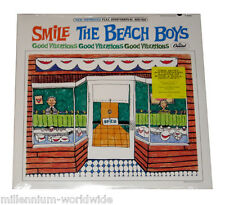 "THE BEACH BOYS - SMILE + SMILE SESSIONS - 2X 12"" VINYL LP -SEALED, GATEFOLD 180g"