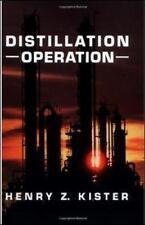Distillation Operation, Kister, Henry Z.