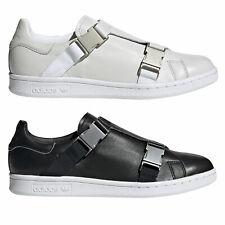Adidas Originals Stan Smith Hebilla Zapatillas Mujer Con Hebillas Zapatos