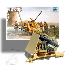 TRUMPETER 1/35 FLAK 43 ANTI AIRCRAFT GUN KIT 02311