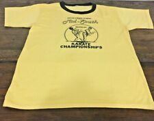Vintage United Karate Studios T-Shirt Kid Large