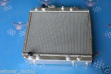 56mm Aluminum Radiator DAIHATSU YRV K3-VET 1.3GTTi TURBO DH30P AT 2002-2004