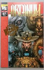 ARCANUM 1/2 1 2 3 4 5 6 7 8 (1997) - Image Complete Series Lot of 12 Comics
