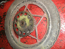 Suzuki GS250 Rear Wheel