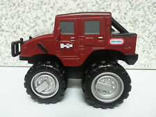 Little Tikes HUMMER H1 friction toy truck