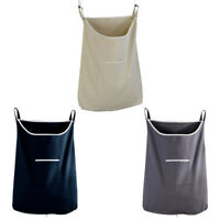 Large Capacity Household Hanging Laundry Hamper Bag Dirty Clothes Storage Bag