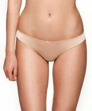 Brand New Gossard Egoboost Brazilian Thong 6283 Size XS/8  Nude  SALE