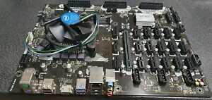 ASUS B250 MINING EXPERT LGA 1151 ATX Intel® B250 + Processore INTEL G3300