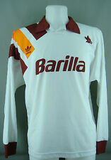 AS Rom Auswärts Away Trikot 1992 - 1993 - L - ADIDAS - LARGE - AS Roma - TOP