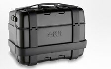 GIVI TREKKER TRK46 BLACK  46 LITER TOP OR SIDE CASE TRUNK