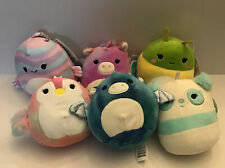 5 inch bundle squishmallows Summer 2021 Set Of 6