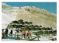 Shadow Mountain Village Postcard Colorado Aspen Vacation Resort Snow Ski Lift