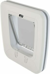 Quality Locking High impact With a Flap Manual Pet Door Fits Doors And Walls