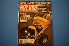 Hot Rod Magazine August 1980 Issue