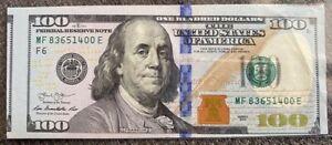 100 Dollar 2013 Error
