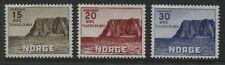 Norway 1930 Semi-postal set of 3 mint o.g.
