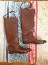 Church's brown riding boots size us 9 eur 39