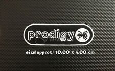 The Prodigy Rock Band Patch Sew On Iron Embroidered Electronic Music Group Logo