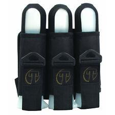 Tippmann Sport Series Paintball Pack / Harness - 3 Pouch - Black - T399006