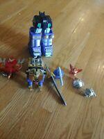 Deluxe Zeo Megazord Vintage Power Rangers Zord 1996 Bandai 90s MMPR