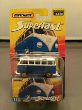 Matchbox Superfast Volkswagen Transporter Bus New In Package