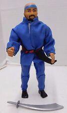 Lanard Dragon Force BLUE KUNG FU MASTER DRAGONMASTER - Vintage Action Figure
