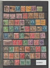 USA lot from 1870 onwards S-20431
