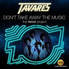 Don't Take Away The Music: Remix Project - Tavares (2016, CD NIEUW)