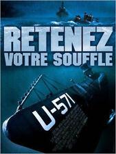 Affiche Pliée 40x60cm U-571 (2000) Harvey Keitel, Bill Paxton, Weber BE