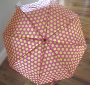 NEW Totes Auto Open Compact Folding Umbrellas Choose from 36 Designs