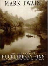 The Adventures of Huckleberry Finn,Mark Twain, Victor Doyno, Justin Kaplan