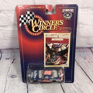 Dale Jarrett Winners Circle 1998 Nascar 1:64 Car #88 Quality Care Million Dollar