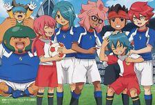 poster promo Inazuma Eleven go anime Endou Mamoru Ichirouta Masaki Kyousuke