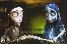TIM BURTON'S CORPSE BRIDE Movie POSTER 11x17 L Johnny Depp Helena Bonham Carter