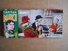 CAPITAN MIKI   Serie VII n°65 - ANASTATICA [G268-9]