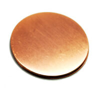 "20x Copper Circle Blanks, Discs for Stamping & more 1/2"" diameter 24 gauge"