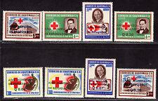 $Guatemala Sc#C235-242 M/NH/VF, complete set, Cv. $20.85
