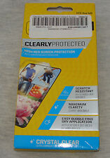 OtterBox Clearly Protected High-Res Screen Protector for HTC One M9