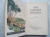 S P B MAIS.THE CORNISH RIVIERA.3RD H/B 1934,B/W PHOTOS,MAPS ILLUSTRATIONS,RARE