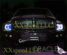 ORACLE Dodge Ram 2002-2005 BLUE LED Headlight + Foglight Halo Angel Eyes Kit