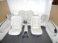 Sitze komplett SITZHEIZUNG VORDERSITZE LEDER  CLK CABRIOLET (A209) CLK 200