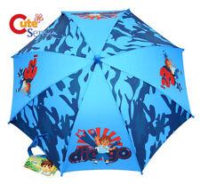 Go Diego Umbrella with Figure Handle