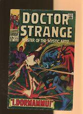Doctor Strange 172 VG 3.5 * 1 Book Lot * Clea! Dormammu! Roy Thomas & Gene Colan
