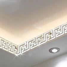 10Pcs/Set Removable 3D Mirror Wall Art Sticker Home Room Art Mural Decal Decor