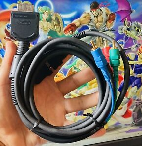 Authentic OEM Genuine Nintendo GameCube D Terminal Cable + Component DOL-009