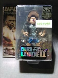Ufc Bobblehead Limited Chuck Liddell Mma Ufc Action Figures The Iceman Fight N