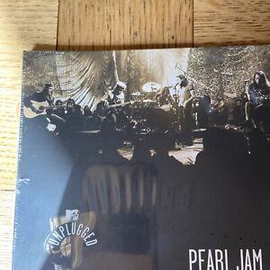 PEARL JAM CD MTV UNPLUGGED - NEW