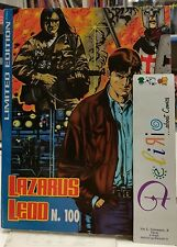 LAZARUS LEDD N.100 LIMITED EDITION Ed.STAR COMICS SCONTO 15%