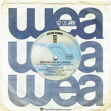 "WARREN ZEVON - WEREWOLVES OF LONDON - 7"" 45 VINYL RECORD - 1978"
