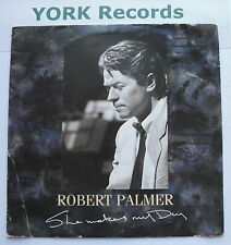 """ROBERT PALMER - She Makes My Day - Excellent Condition 7"""" Single EMI EM 65"""